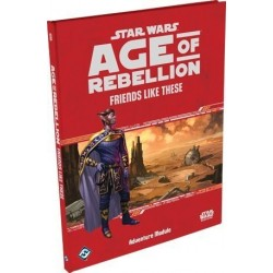 Star Wars RPG Friends like these