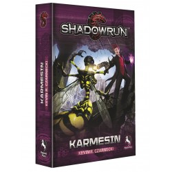 Roman Shadowrun Karmesin