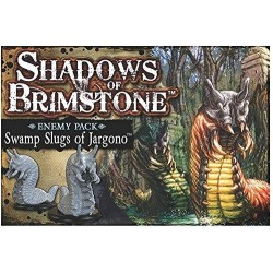 Shadows of Brimstone Swamp Slugs of Jargono