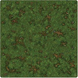 Playmat Grassy Field