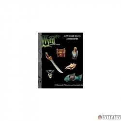 Malifaux Driftwood Docks Game Accessories