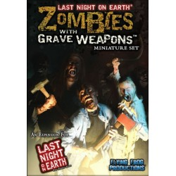 Zombies w/ Grave Weapons Minis