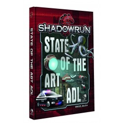 Shadowrun 5 State of the Art ADL (Hardcover)