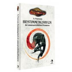 Cthulhu Bestimmungsbuch der unaussprechlichen Kreaturen (Hardcover)