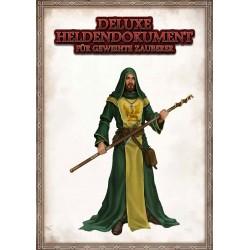 Deluxe Heldendokument für geweihte Zauberer