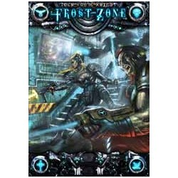 Frostzone (Hardcover) Regelwerk