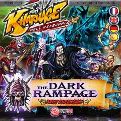 Kharnage The Dark Rampage Army Expansion (Erw. 1)