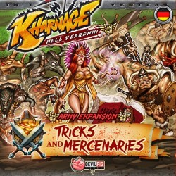 Kharnage Tricks and Mercenaries Army Expansion (Erw. 2)