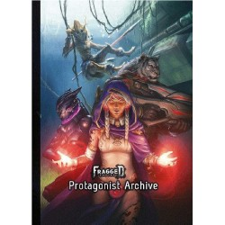 Fragged Empire Protagonist Archive engl