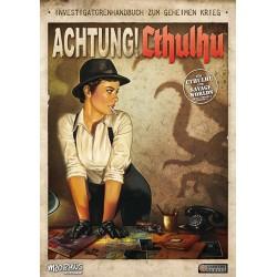 Achtung Cthulhu Investigatorenhandbuch