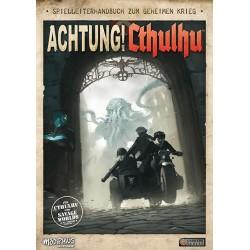 Achtung Cthulhu Spielleiterhandbuch