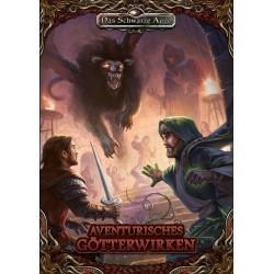 Das schwarze Auge DSA5 Aventurisches Götterwirken (Hardcover)