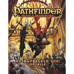 Pathfinder Ausbauregeln 8 Intrigen