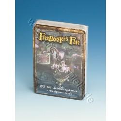 Freebooters Fate Ausrüstungskarten (deutsch+englisch)