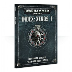 Warhammer WH40K Index Xenos 1