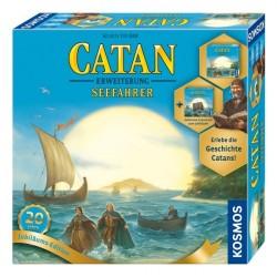 CATAN Erweiterung Seefahrer Jubiläums Edition 2017