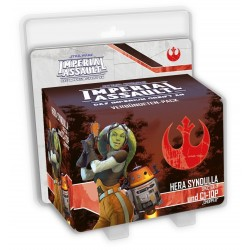 Star Wars Imperial Assault Hera Syndulla und C1-10P Chopper Verbündeten-Pack DEUTSCH