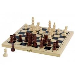 Natural Games Schachkassette hell 29x29 cm