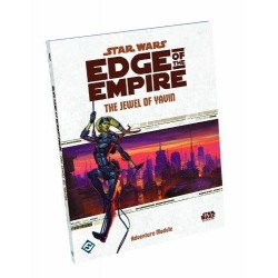 Star Wars RPG Edge of Empire The Jewel of Yavin