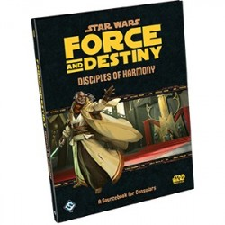 Star Wars RPG Force and Destiny Disciples of Harmony