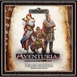 Aventuria Abenteuererweiterung Heldenreigen