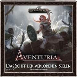 Aventuria Das Schiff der Verlorenen Seelen Abenteuererweiterung