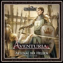 Aventuria Duellerweiterung Arsenal der Helden