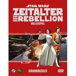 Star Wars RPG Zeitalter der Rebellion Regelbuch