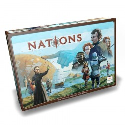 Nations (The Board Game)