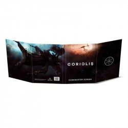 Coriolis The Third Horizon GM Screen ENG