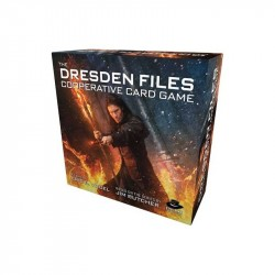 Dresden Files Cooperative Cardgame