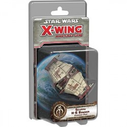 Star Wars X-Wing Scurrg H-6 Bomer Expansion Pack ENGLISCH