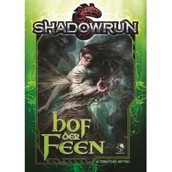 Shadowrun 5 Hof der Feen (Hardcover) limitierte Ausgabe