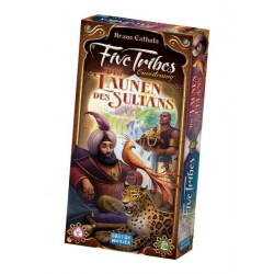 Five Tribes Die Launen des Sultans Erw