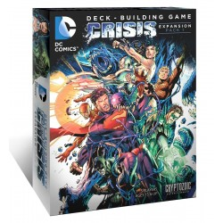 DC Comics Crisis Exp Pack 1