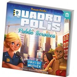 Quadropolis Public Services Erweiterung