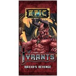 Epic Tyrants Raxxas Revenge