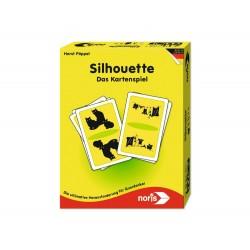 Silhouette Kartenspiel