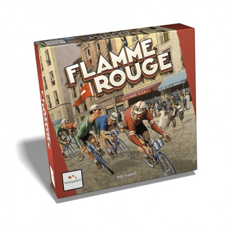 Flamme Rouge (Deutsch)