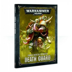 Warhammer 40k Death Guard Codex