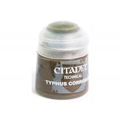 GW Farben Typhus Corrosion