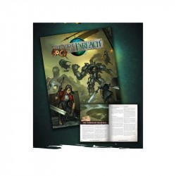 Through the Breach Core Rulebook 2nd Ed