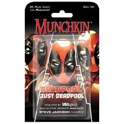 Munchkin Marvel Deadpool Booster