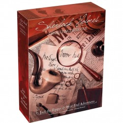 Sherlock Holmes Consulting detective Adventures Exp