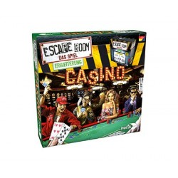 Escape Room Casino Erweiterung