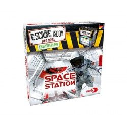 Escape Room Space Station Erweiterung