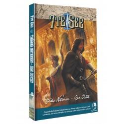 7te See Nationen von Thea Der Osten (Hardcover)