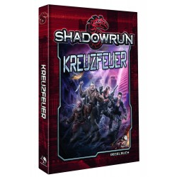 Shadowrun 5 Kreuzfeuer (Softcover)