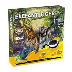 Yvio Elefant, Tiger & Co