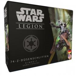Star Wars Legion 74-Z-Düsenschlitten Einheit Erweiterung DE EN